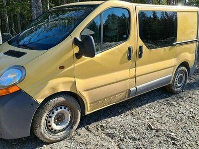 begagnad Renault Trafic FLBDAH