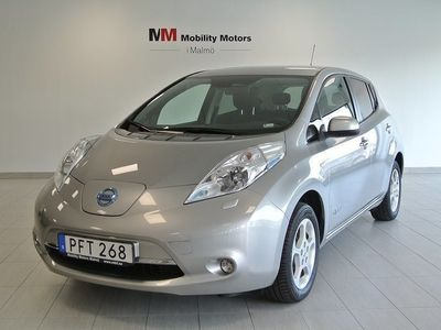 begagnad Nissan Leaf ACENTA 30 kWh 109hk -17