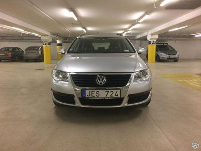 begagnad VW Passat 2.0 TDI 140 DSG CR -09