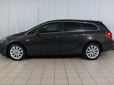 begagnad Opel Astra Drive Sports Tourerrts Tourer 1.4T /140hk