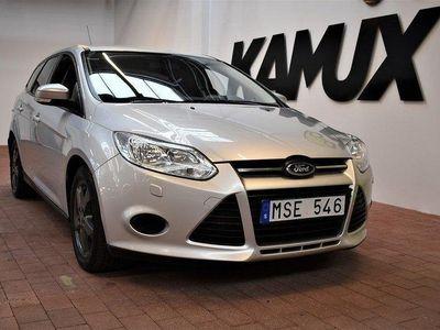 begagnad Ford Focus Kombi 2,0 TDCi | Automat | SoV-hju