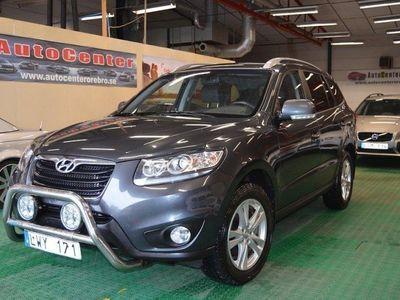 begagnad Hyundai Santa Fe 2.2 CRDi 4WD Drag 200hk