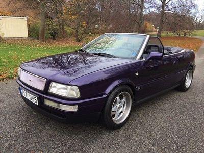 brugt Audi 80 CabrioCABRIOLET 2,0E (115hk) -95
