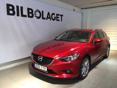 brugt Mazda 6 2.2 DE 175 Kombi Optimum