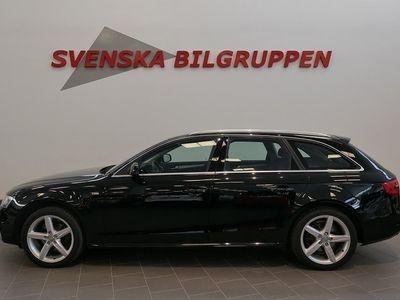 used Audi A4 AVANT 2.0 TDI S-line Drag Pdc S+V hjul
