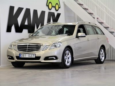 begagnad Mercedes E250 | Avantgarde | AUT
