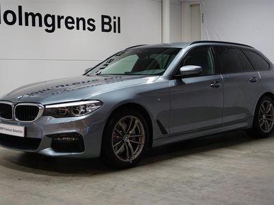 begagnad BMW 520 d xDrive Touring M-Sport   Winter