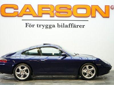 begagnad Porsche 911 Carrera 4 996 C4 300HK Aut Motorbytt!