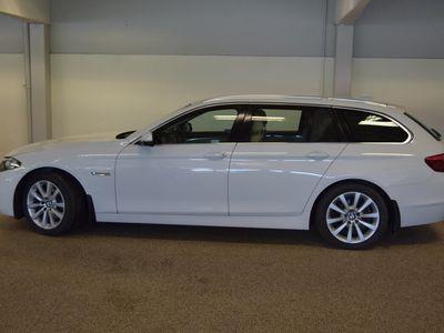 begagnad BMW 520 d xDrive Touring Dieselvärm drag sov hjul hk stereo