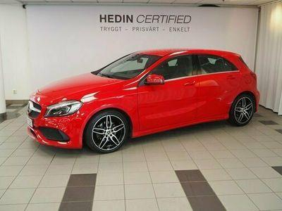 begagnad Mercedes A180 A BenzAMG Automat 2018, Halvkombi Pris 189 000 kr