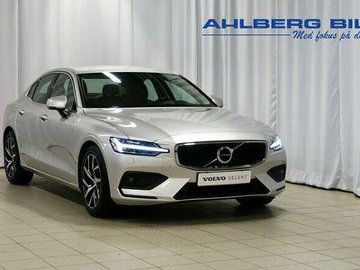 begagnad Volvo S60 T4 Momentum Advanced Edition, SELEKT PREMIUM, On Call, Parkeringskamera bak, Navigation, Dynamiska LED, Rattvärme 2020, Sedan 329 500 kr