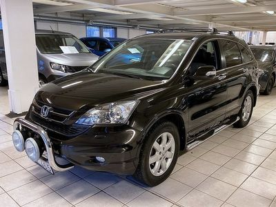 begagnad Honda CR-V 2.2 CTDI 4WD Executive Automat