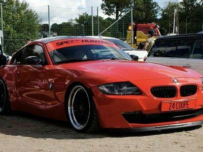 begagnad BMW Z4 3,0 SI