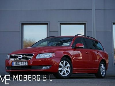 begagnad Volvo V70 T4 Limited Edition Värmare Drag 2014, Kombi Pris 134 900 kr