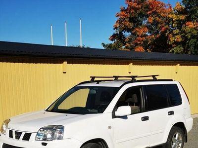 begagnad Nissan X-Trail 2,2 Turbo Diesel - Lb reggad