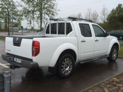 gebraucht Nissan Navara Platinum -14