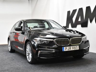 begagnad BMW 520 Luxury Line | G30 | HEMLEVERANS | Steptronic | 190hk |