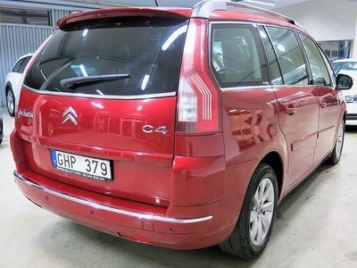 begagnad Citroën Grand C4 Picasso 2,0 HDI | Aut | 7-Sits | Exclusive