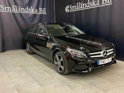 begagnad Mercedes C220 170hk Kombi Dubbelkommando Alkolås Drag