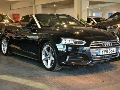 begagnad Audi A5 Cabriolet 2.0TFSI Aut 190Hk