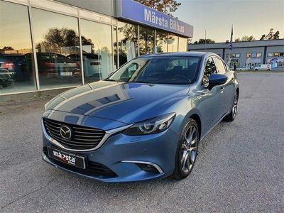 begagnad Mazda 6 Sedan 2.5 SKYACTIV-G (192hk)