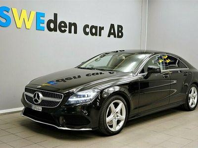 begagnad Mercedes CLS400 7G-Tronic Plus AMG Sport 333hk