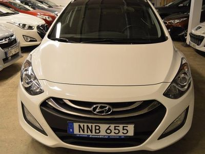 begagnad Hyundai i30 Kombi Go 1.6 CRDi/110 HK