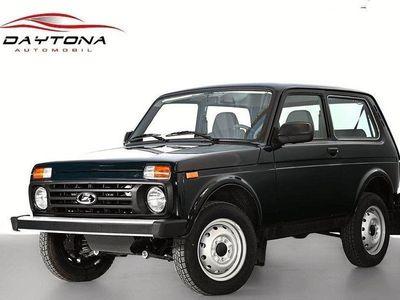 begagnad Lada niva 4X4 Classic 3-door / Fabriksny