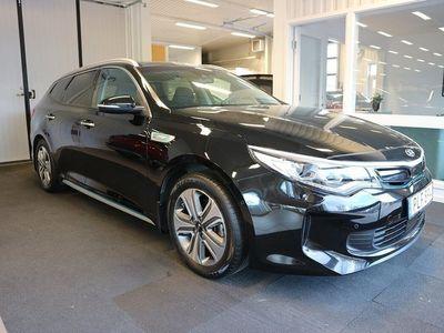 begagnad Kia Optima Hybrid Sport Wagon P-HEV SW Plug In- PlusPaket2