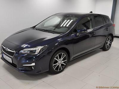 begagnad Subaru Impreza 2.0 Active CVT