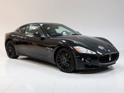 begagnad Maserati Granturismo S 4,7 Automatica