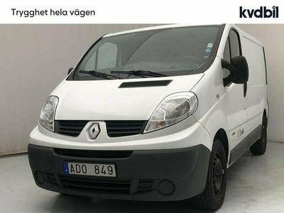 begagnad Renault Trafic 2.0 dCi Skåp/Buss