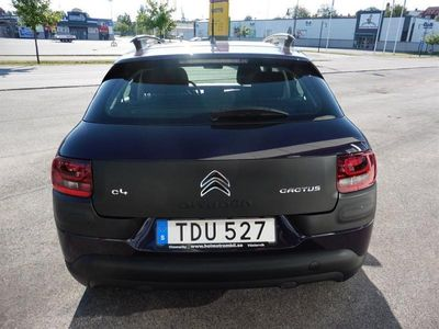 begagnad Citroën C4 Cactus e-HDI 92 ETG6 Feel + Pluspa -15