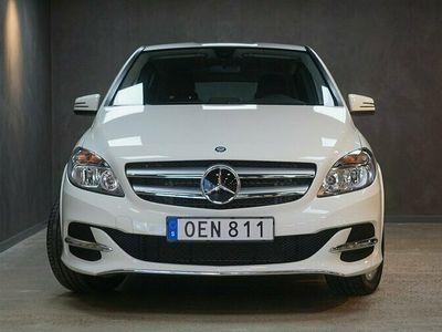 begagnad Mercedes B250 e Single Speed V-Hjul Euro 6 88hk