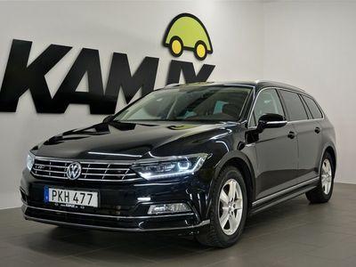 begagnad VW Passat 2.0 TDI Aut R-line S&V-Hjul (190hk)