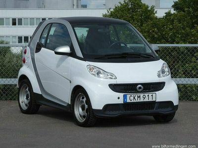 begagnad Smart ForTwo Coupé fortwo II 1.0 mhd 61hk Sv-såld 3550 mil!