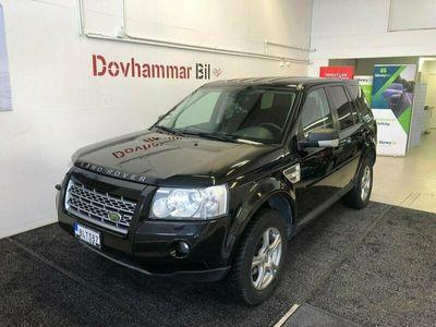 begagnad Land Rover Freelander 2.2 TD4 4WD Automat *S Å L D*