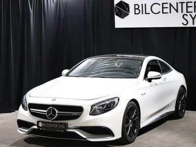 begagnad Mercedes S63 AMG AMG 4MATIC Coupé AMG Speedshift MCT Euro 6 585hkk)