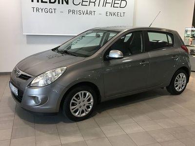 begagnad Hyundai i20 5-dörrar 1.2 Manuell, 77hk