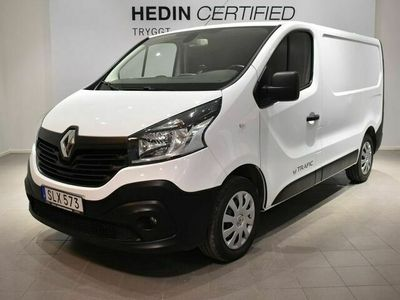 begagnad Renault Trafic L1 95 hk