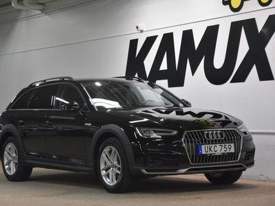 begagnad Audi A4 Allroad 2.0 TDI Quattro | Värmare | Drag | S&V | 190hk