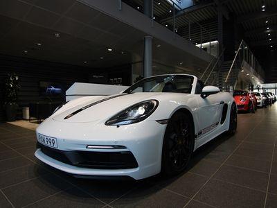 begagnad Porsche 718 Boxster GTS GTS