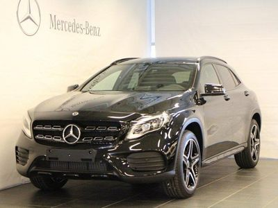 begagnad Mercedes GLA250 4MATIC SUV, AMG Line -20