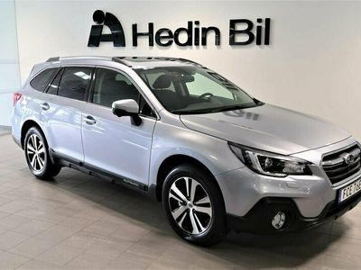 begagnad Subaru Outback Summit 2.5i demo 2020, Kombi Pris 359 900 kr