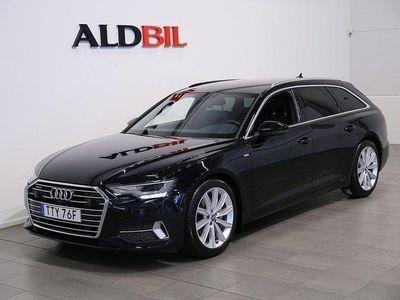 begagnad Audi A6 40 TDI 204hk Quattro S-Tronic S-Line