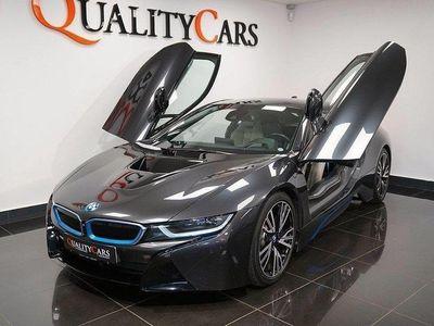 begagnad BMW i8 Head-Up/ Sv-såld/ 3551 Mil