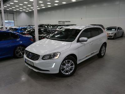begagnad Volvo XC60 D4 AWD Summum Drag VoC Navi Värmare