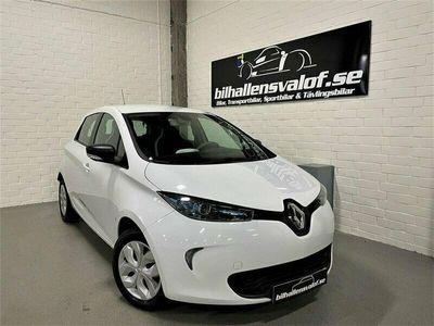 begagnad Renault Zoe