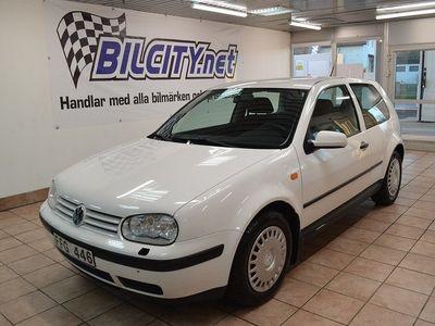 begagnad VW Golf 1.6 100hk 16034mil Nybesiktigad