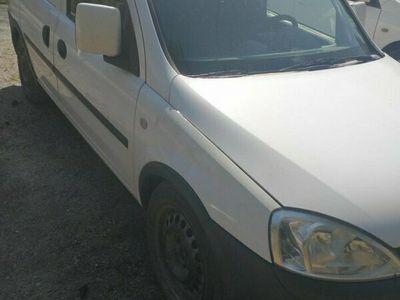 begagnad Opel Combo C-VAN